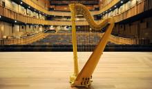 Konsertsal med akustik i världsklass
