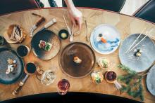 Lokal matkultur lockar internationella journalister till Swedish Lapland