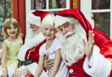 60 års jul i juli-jubilæum fejres på Bakken