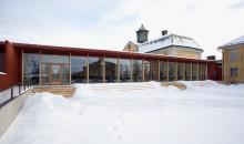 Nybygge vid Falu Gruva nominerat till designpris
