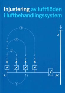 Ny bok: Injustering av luftflöden i luftbehandlingssystem