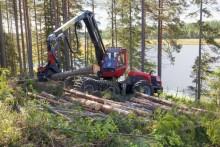 Komatsu Forest lanserar fyra helt nya skördare
