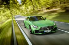 Mercedes-AMG GT R med norske priser