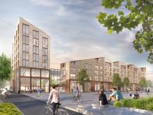 FOJAB arkitekter och ICA vinnare i tävlingen om framtidsstadsdelen Brunnshögs centrum