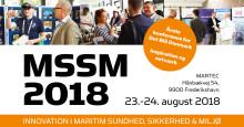 MSSM konference på MARTEC 23. og 24. august