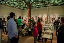 Medelhavsmuseets utställning Berättelser från Syrien i fokus för Fulbright-studie