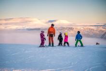 Res till Ramundberget med Snälltåget i vinter