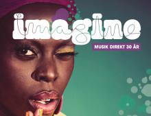 Jubileumskonsert med Bohuslän Big Band på Imagine