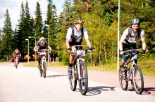 SkiStar Sälen: Sälen laddar för cykelpremiär