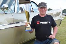 Bilvård för proffs - Vinnare på Power Big Meet använder Würth