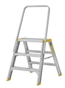 Säker arbetsbock från Wibe Ladders