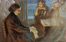 Sångfest 2017: Frédéric Chopin besöker Vattnäs