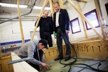Mycket goda jobbmöjligheter i byggbranschen