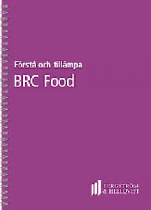 Ny handbok för BRC Food, version 7.