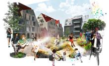 Wästbygg får markanvisning för 100 lägenheter i Sege Park
