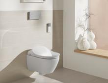 ViClean-L - Perfekt kombinasjon av toalett og bidé