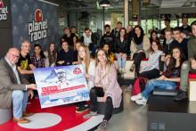 Schulklasse aus Bad Vilbel gewinnt eine Woche Skifreizeit in der Schweiz