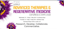 Presentation at the 14th Advanced Therapies & Regenerative Medicine conference