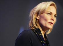 Gunilla Carlsson debatterar framtidens utvecklingsagenda i Almedalen