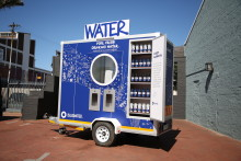 Bluewater to rock the show with pristine water at Cape Towns Rocking the Daisies, the world's first major festival not to serve any drinks in plastic cups