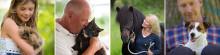 Nu lanserar Evidensia Djursjukvård kundklubben Evidensiaplus – en vän för livet