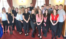 Backing Young Bury – new apprentices join the council
