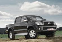 Toyota Hilux uppgraderas och får ny 3-litersmotor