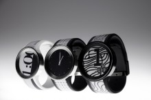 Technik trifft Design: die Fashion Watch von Sony