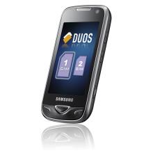 Samsungs duosim-mobil, som två mobiler i en