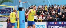 U-OS-guldkillarna till Beach Center i Göteborg