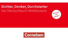 Gedichte zum Leben erwecken: Deutschbuch-Schulwettbewerb von Cornelsen gestartet