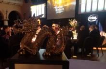 10 vinnare av Gulddraken vid Huawei Nordic Partner Summit Horizon