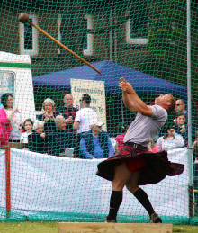 Highland Games Season Gets Underway