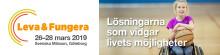 Etac på Leva & Fungera – Nordens största mötesplats för hjälpmedel och tillgänglighet!