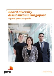 Building trust through board diversity disclosures