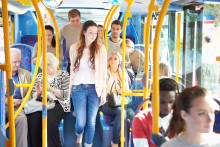 De här kommunerna är bäst i Sverige på hållbara transporter 2016