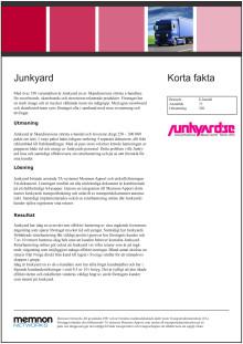Kundcase Junkyard