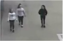 Images released following leisure centre burglary in Farnborough