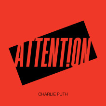 "Charlie Puth har släppt nya singeln ""Attention"""