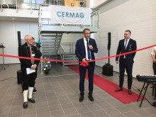 Norway's most efficient and modern processing factory for salmon opened by Cermaq in Steigen