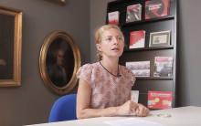 Om erhvervsrettet dannelse med Stina Vrang Elias, adm. direktør for DEA