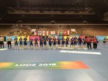 Sverige är klara för semifinal i Student-VM i Lodz
