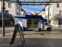 Beratungsmobil der Unabhängigen Patientenberatung kommt am 3. Juli nach Saarlouis.