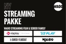 Waoo udvider med ny streamingpakke