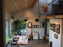 Premiär på Ljusstråk för Rainer Hickischs nya ateljé