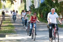 Stor konferens om aktiv mobilitet: Praktiker och forskare möts i Mannheim 2017