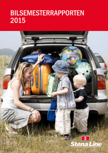 Stena Line Car Travel Report 2015 - Sweden