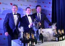 Fredrik Lindfors wins Nordic Sommelier Championship