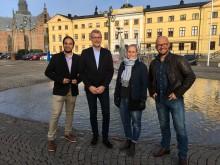 Tillväxten fortsätter - Logent öppnar nytt kontor i Kristianstad