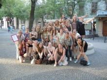 Kulturskolans kör vann guld under slovakisk körfestival